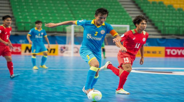 Futsal Makalah Sejarah Futsal