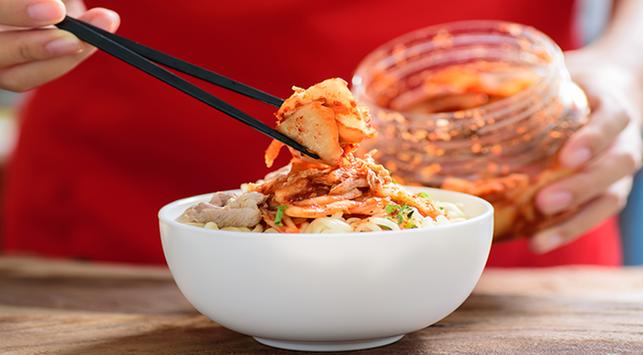 Tak Hanya untuk Diet, Kimchi Juga Baik untuk Kesehatan