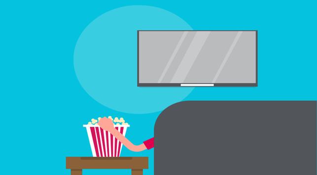 Makan Popcorn saat Nonton Film Punya Manfaat Ini