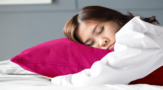 Latihan agar Nyenyak Tidur Meski Bekerja Seharian