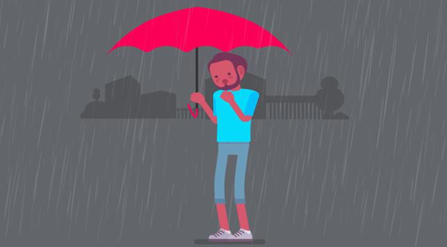 Tetap  Sehat di Musim Hujan?  Bisa kok!