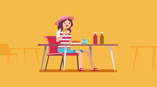 6 Trik Tetap Langsing Meski Makan Fast Food