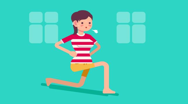 6 Jenis Lunges yang Bikin Paha Kencang