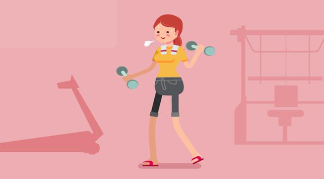 3 Tips Tetap Sehat untuk Si Kurus