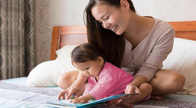 Kiat Sederhana Meningkatkan Kecerdasan Bayi