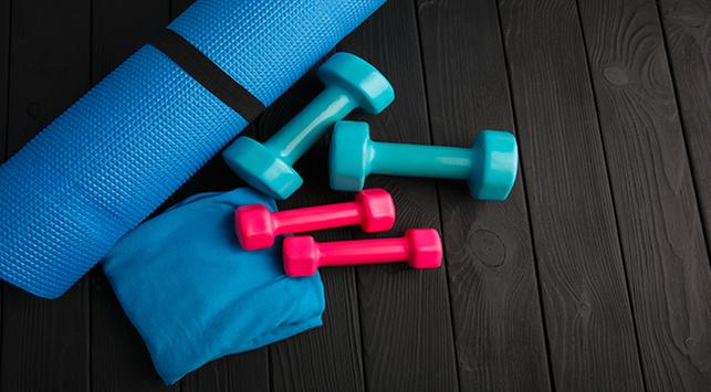 6 Alat Olahraga untuk Latihan di Rumah