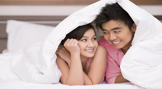 Intip Manfaat Hubungan Intim di Pagi Hari