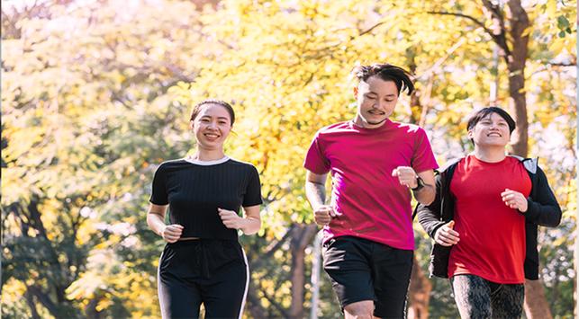 5 Alasan Olahraga Bareng Teman Lebih Seru