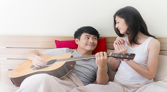 Posisi Menentukan Prestasi, Termasuk Dalam Hubungan Intim