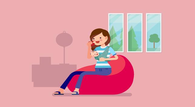 Nutrisi yang Diperlukan Ibu Menyusui