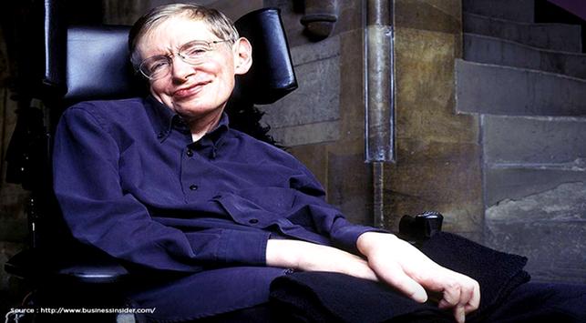 Amyotrophic Lateral Sclerosis, Sakit yang Diidap Stephen Hawking Hingga Tutup Usia