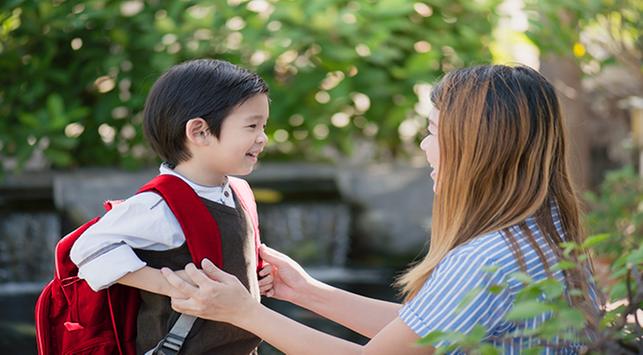 5 Cara Persiapkan Si Kecil untuk Bersekolah