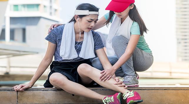 9 Dampak Negatif dari Olahraga Berlebihan