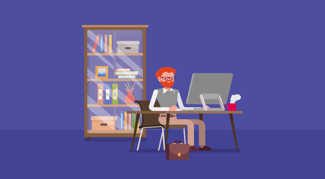 5 Benda Paling Kotor di Kantor