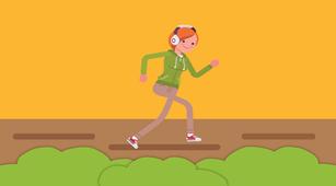 5 Tips Agar Lari jadi Menyenangkan