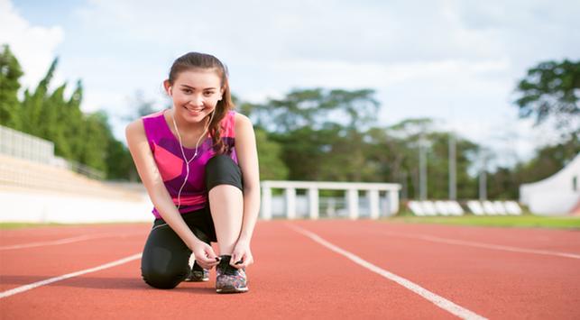 Tips Agar Olahraga Enggak Membosankan
