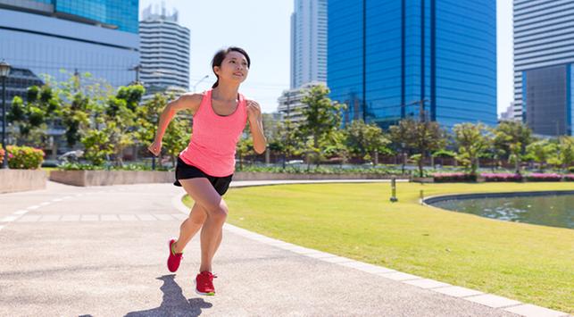 Tips Lari Agar Tidak Cepat Lelah