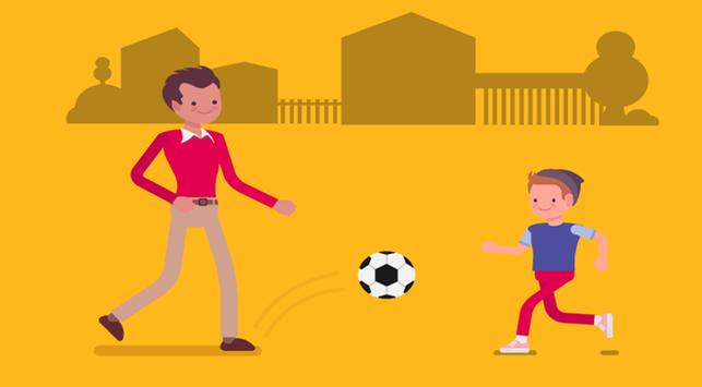 6 Cara Mengenalkan Olahraga pada Anak