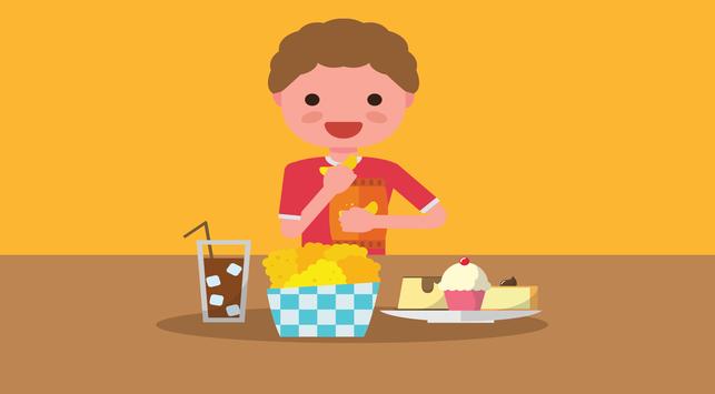 Anak Lebih Baik Makan Manis atau Asin?