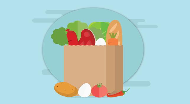 Biar Fit, Ini 4 Tips Belanja Bulanan Sehat
