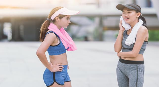 Kenapa Perempuan yang Hobi Olahraga Lebih Atraktif Ketimbang yang Tidak?