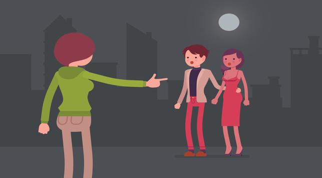 Bukan Hubungan Fisik, Ada 5 Tipe Selingkuh yang Harus Diketahui