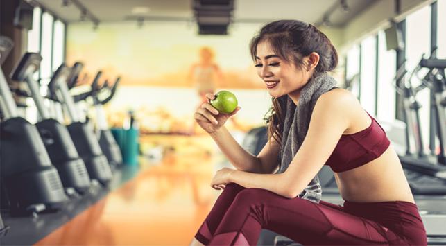 Makanan yang Boleh Dimakan Sebelum dan Setelah Olahraga