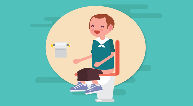 Tips Ajari Anak Toilet Training