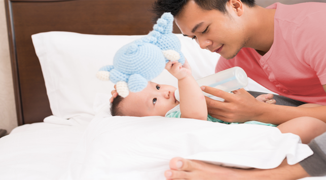 Jagoan Ayah, Memiliki Ciri Khas Ini di Masa Tumbuh Kembangnya