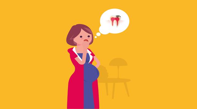Sakit Gigi Bikin Susah Hamil, Benarkah?