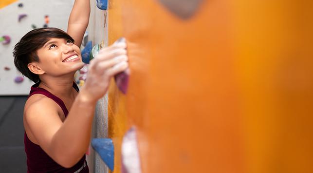 Tips Wall Climbing Buat Pemula