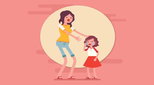 Anak sering Melawan, Harus Dibiarkan atau Dimarahi?