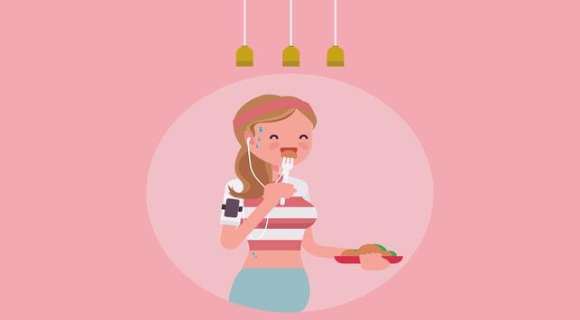 5 Makanan untuk Memulihkan Tenaga setelah Olahraga