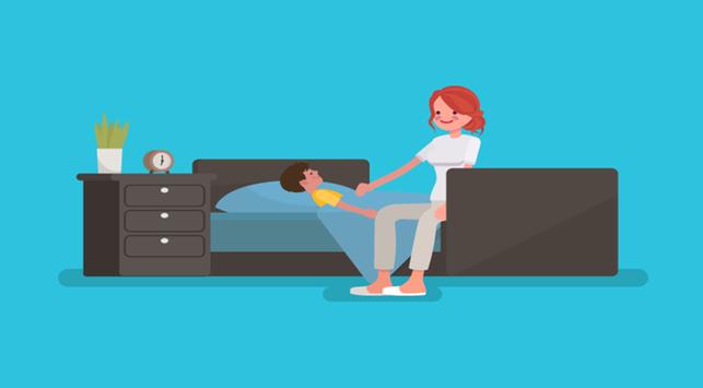 6 Cara Bangunkan Si Kecil Saat Sahur