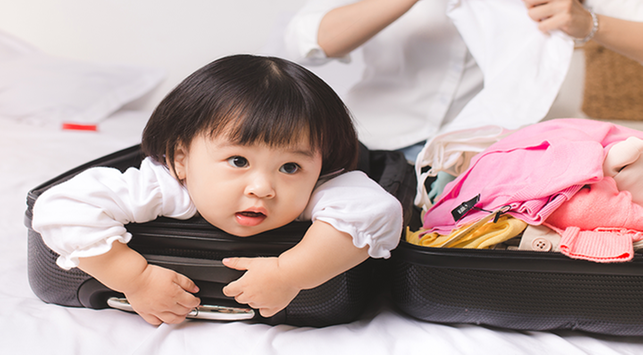 5 Benda Wajib Dibawa saat Liburan bareng Anak