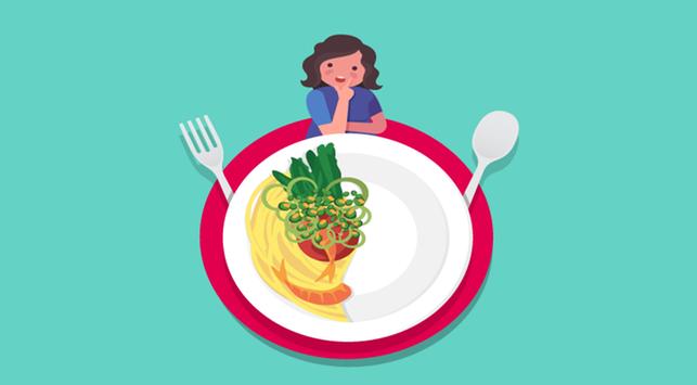 Makan Sedikit Enggak Menjamin Berat Badan Turun