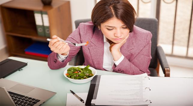 5 Tips Makan Sehat untuk Pekerja Kantoran