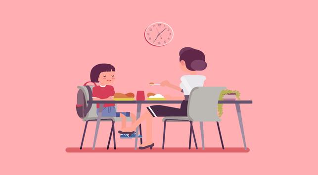 Kenali Gangguan Makan Anak Sejak Dini