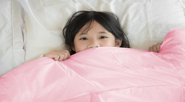 Tidur Anak Tidak Nyenyak? Yuk, Kenali Penyebanya