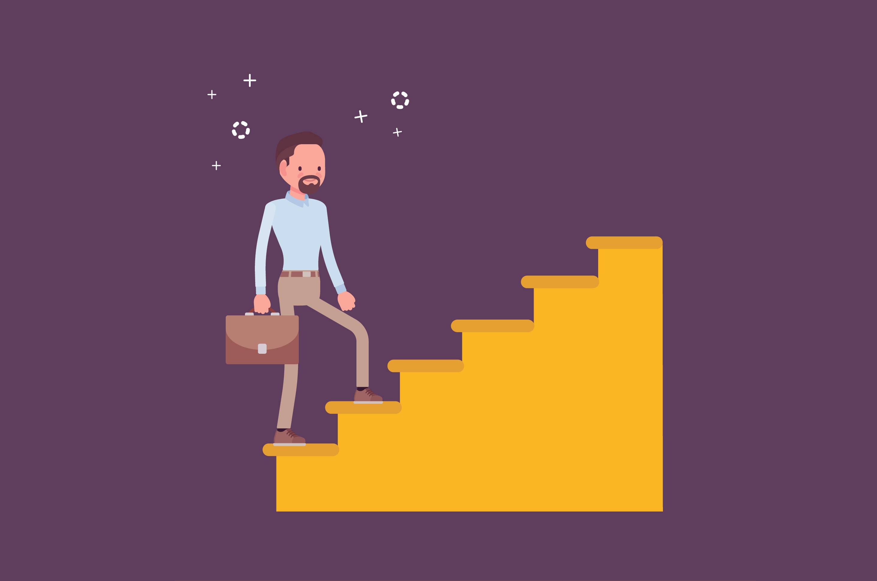 manfaat naik tangga, olahraga ringan,malas naik tangga