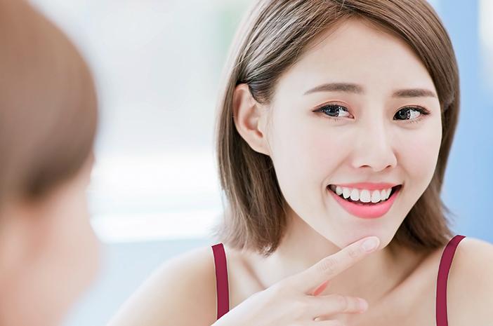 tips bibir tetap pink alami, cara memerahkan bibir