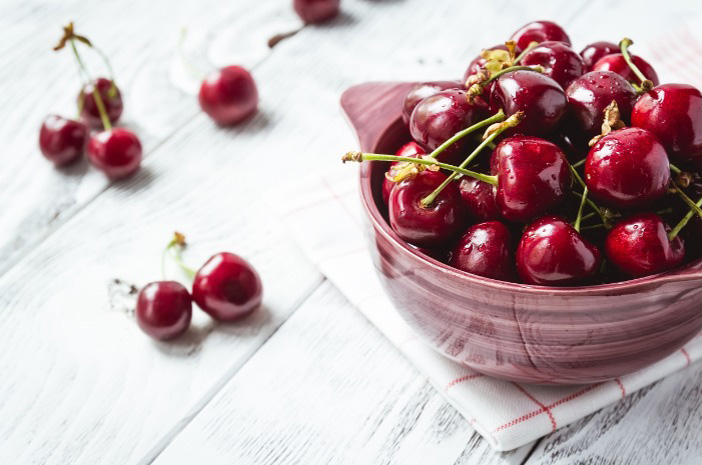 Manfaat buah ceri, manfaat buah ceri bagi tubuh, Berbagai manfaat buah ceri