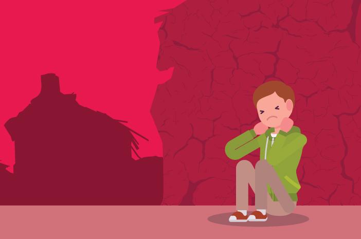 bencana alam, gangguan jiwa