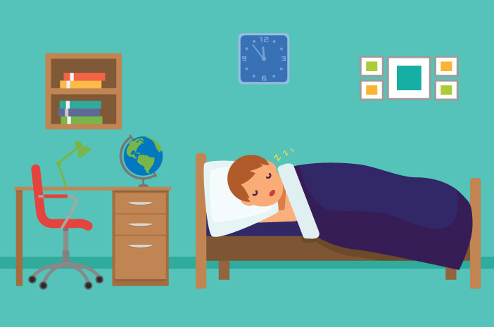 Nap training, melatih tidur siang, tidur siang, cara membuat anak tidur siang
