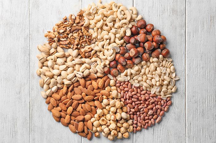 bukan daging, ini 5 sumber protein untuk vegetarian