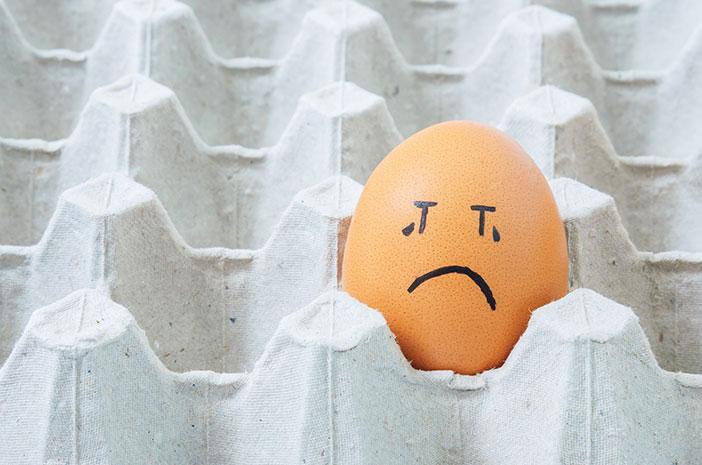 Kenapa Orang Bisa Terkena Alergi Telur?