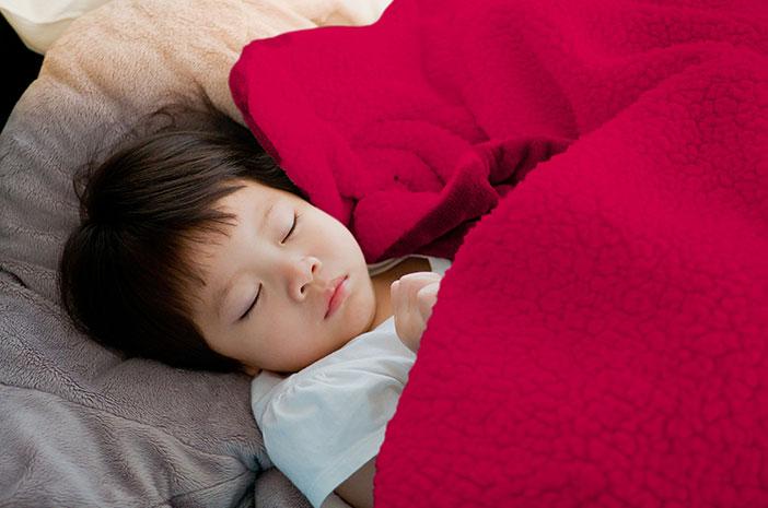 Kenali Sleep Hygiene, Tips Membuat Anak Tidur Nyenyak