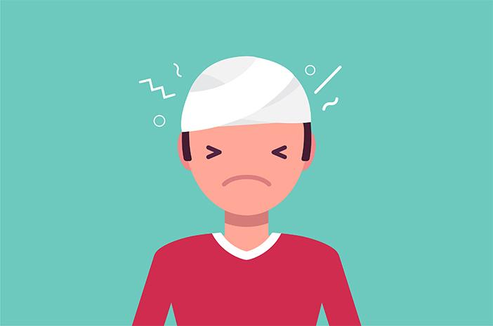 Cedera Otak Bisa Sebabkan Disartria