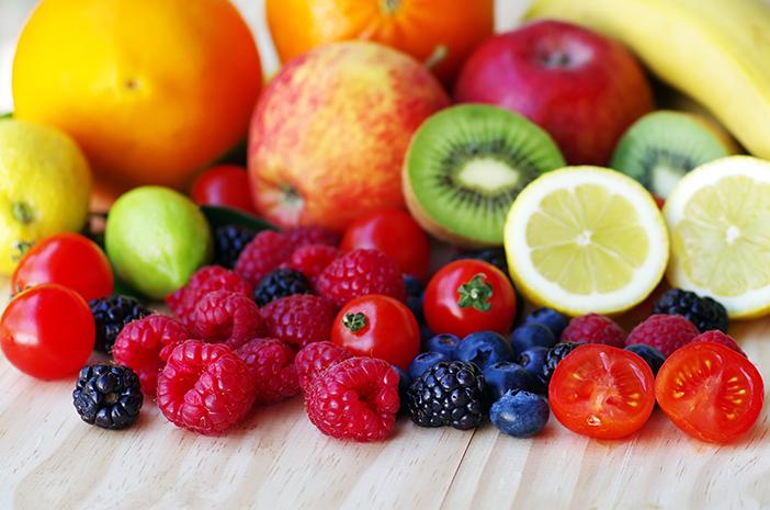 inilah 6 makanan yang ampuh cegah kulit berminyak