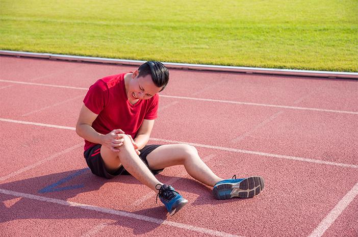 sakit lutut setelah berolahraga mungkin ini penyebabnya